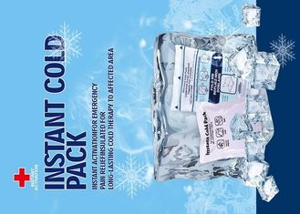 Disposable Instant Cold Pack For External Medication Flexible Ice Pack